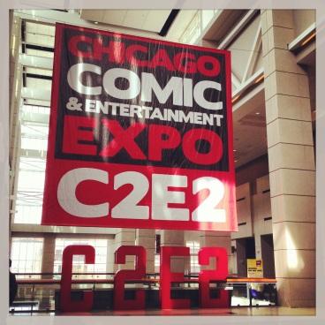 C2E2 Banner