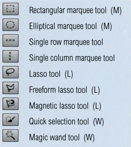 SelectionTools