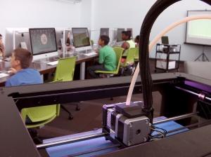 Teens learn 3D modeling and printing – Studio 300 Blog